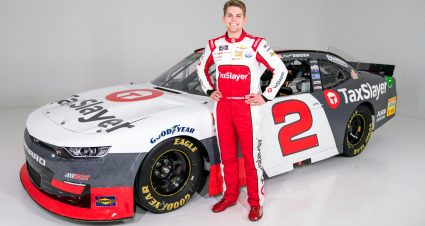 Richard Childress Racing and TaxSlayer Extend Partnership in 2021 with Myatt Snider