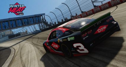 RCR eSports Drivers Score Top-10 Finishes in Opening Round of Winter Heat Series