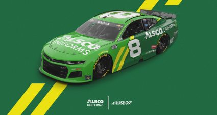 Richard Childress Racing and Alsco Uniforms Celebrate Fifth Year of Partnership in 2021