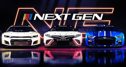 Stock Reborn: NASCAR, Manufacturers Unveil Next Gen Models for 2022 Cup Series