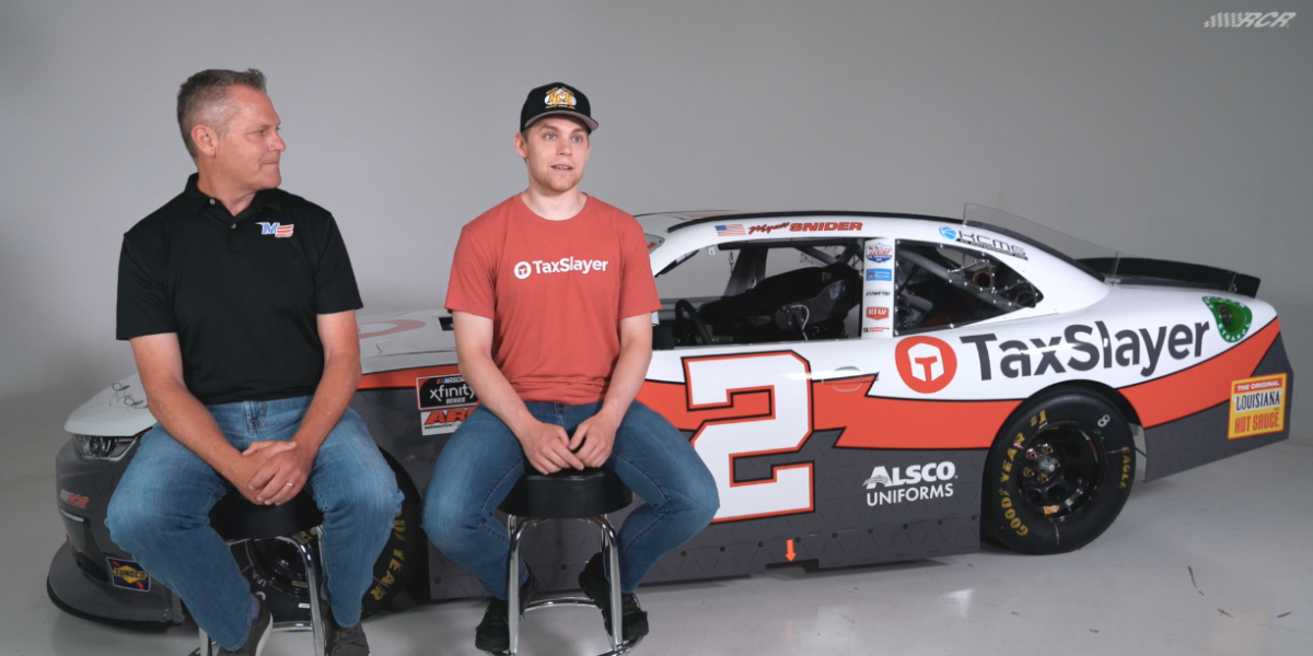 Snider Family Legacy Continues with No. 2 TaxSlayer Throwback